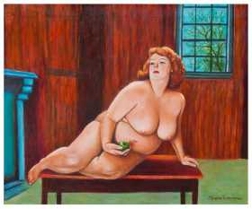 J. Eliecer Rodríguez - Nude